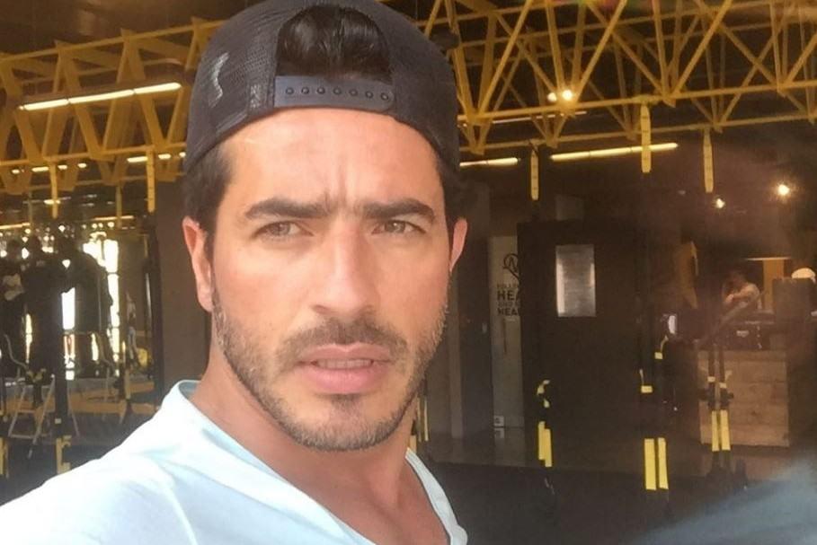 Pedro Palacio, actor y exprotagonista de novela.