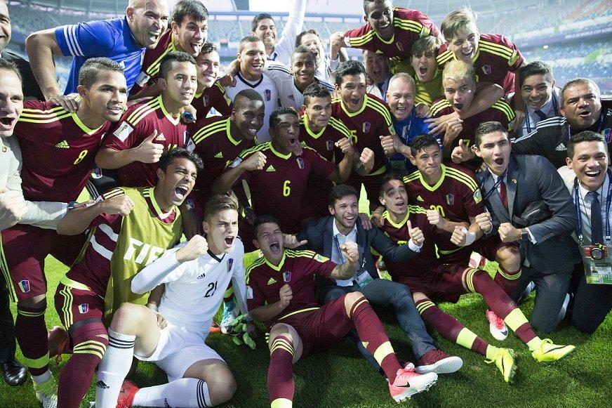 Selección Venezuela Sub-20