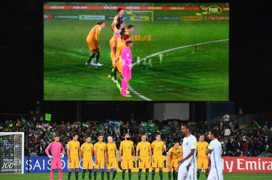 Australia vs Arabia Saudita