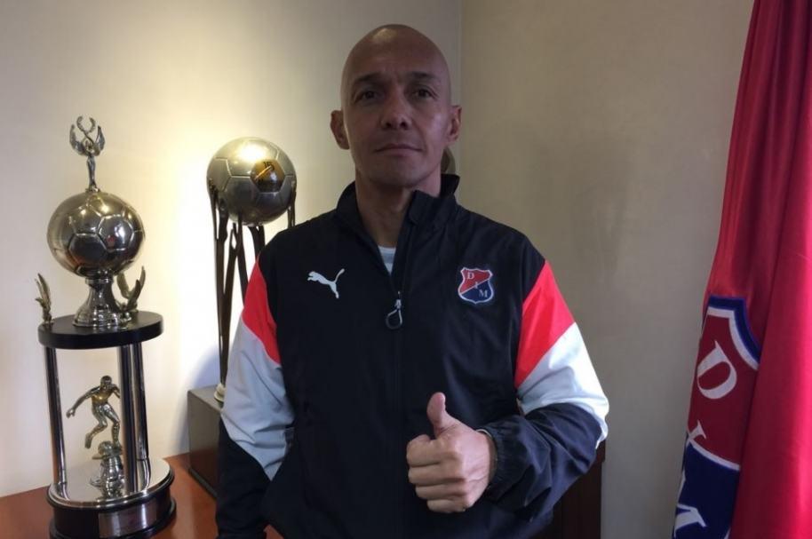 Fabio Martínez, nuevo técnico del DIM