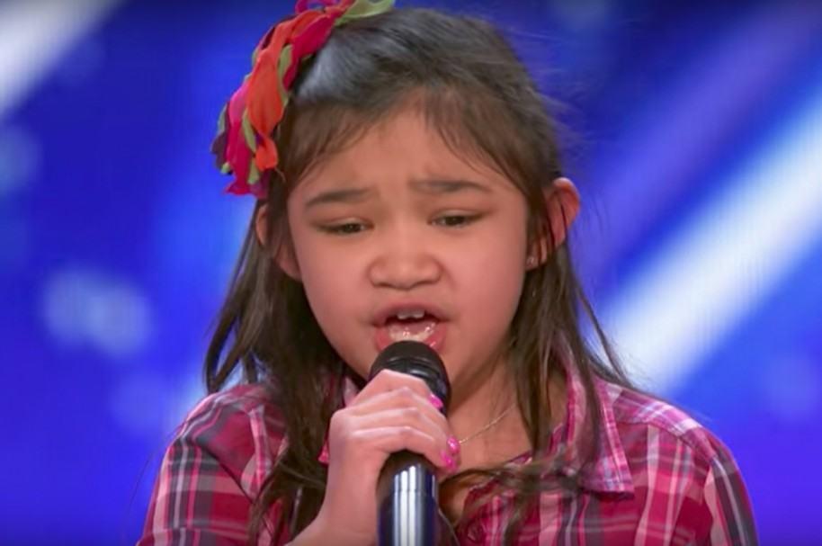 Angelica Hale, concursante de 'America's Got Talent'. Pulzo.com