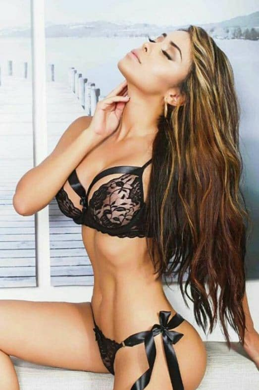 Luciana Bautista, modelo