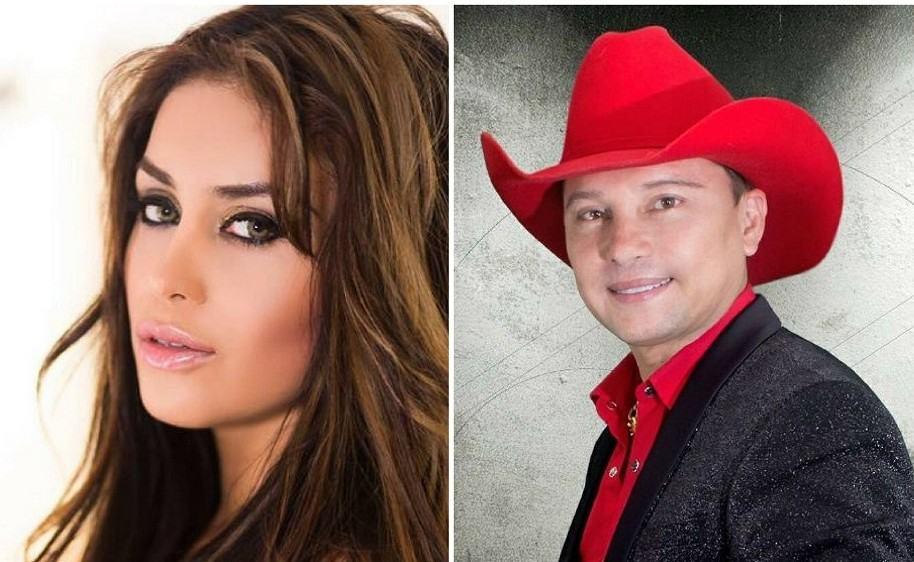 Luciana Bautista y Giovanny Ayala Fotos Facebook e Instagram