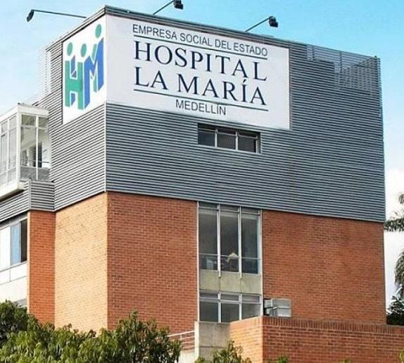 Hospital La María, Medellín