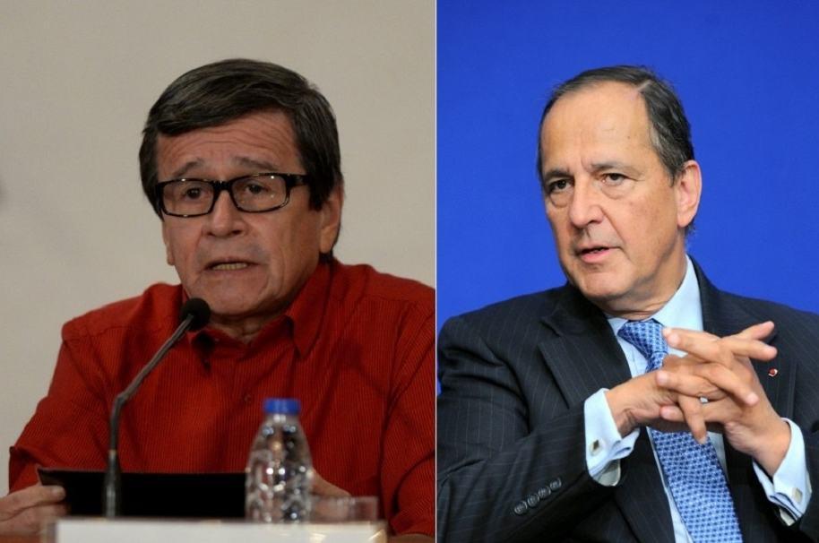 Diálogos Gobierno y Eln