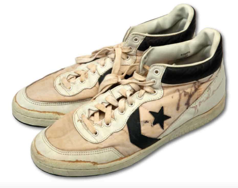 Converse de Michael Jordan vendidos en $550 millones. Pulzo.com