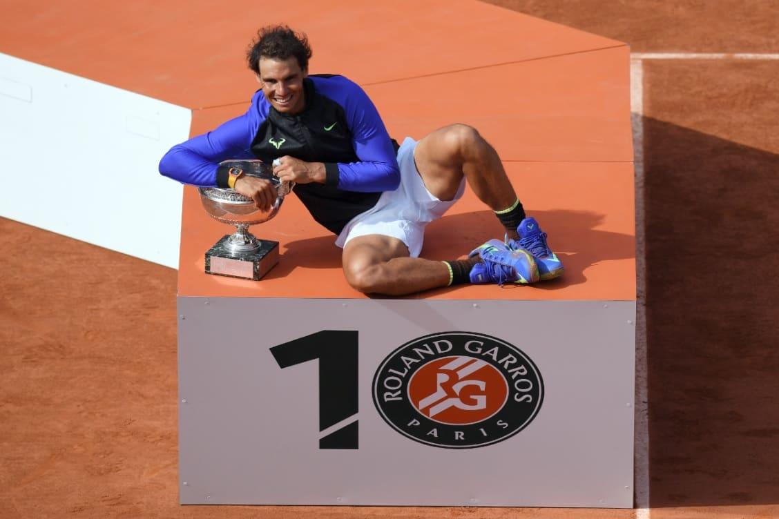 Nadal, campeón