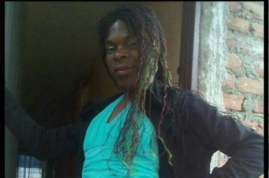 Saray Samantha, mujer transgénero asesinada