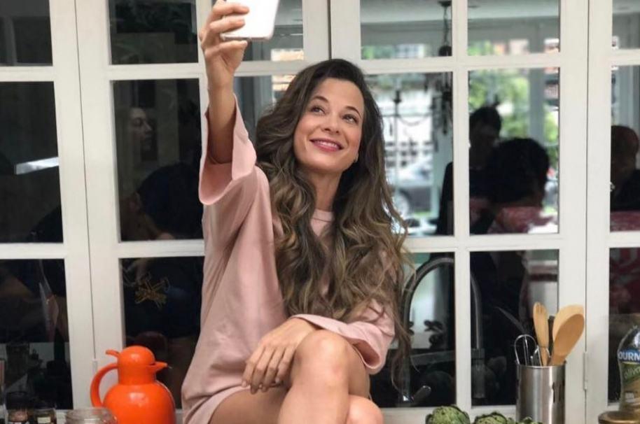 Estefanía Borge, actriz.