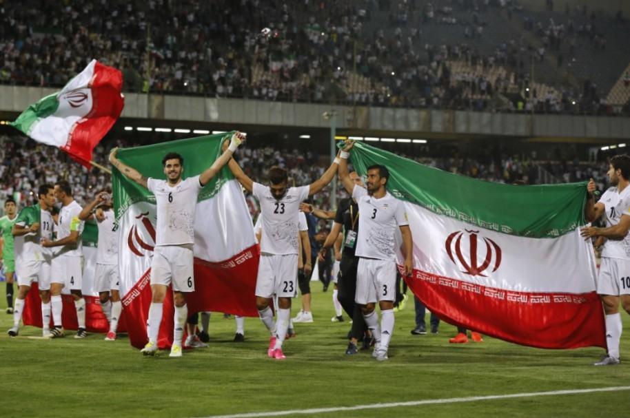 Irán, al Mundial