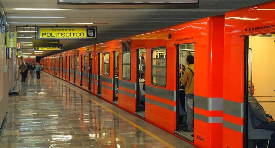 Metro de Ciudad de México