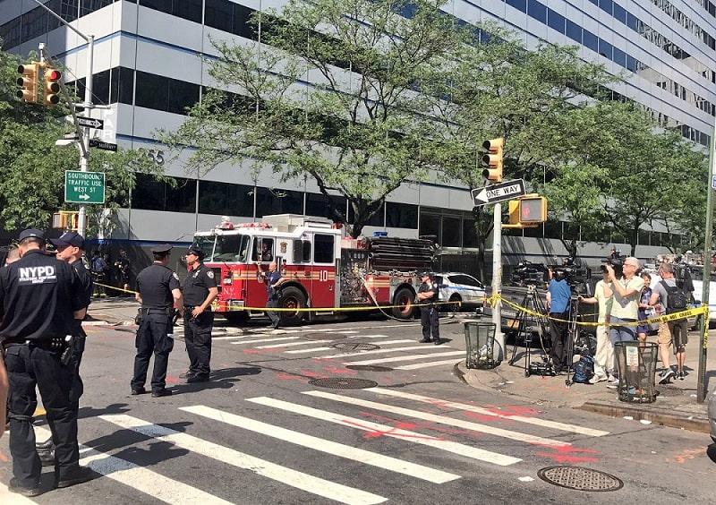 Incidente en Nueva York