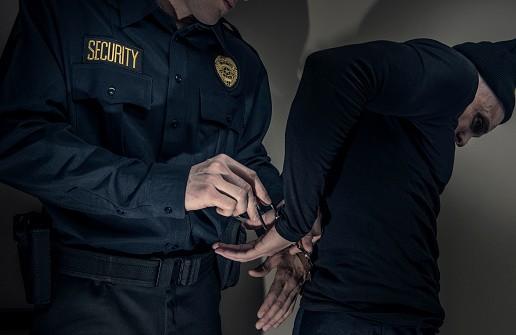 Ladrón detenido