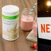Herbalife y Netflix