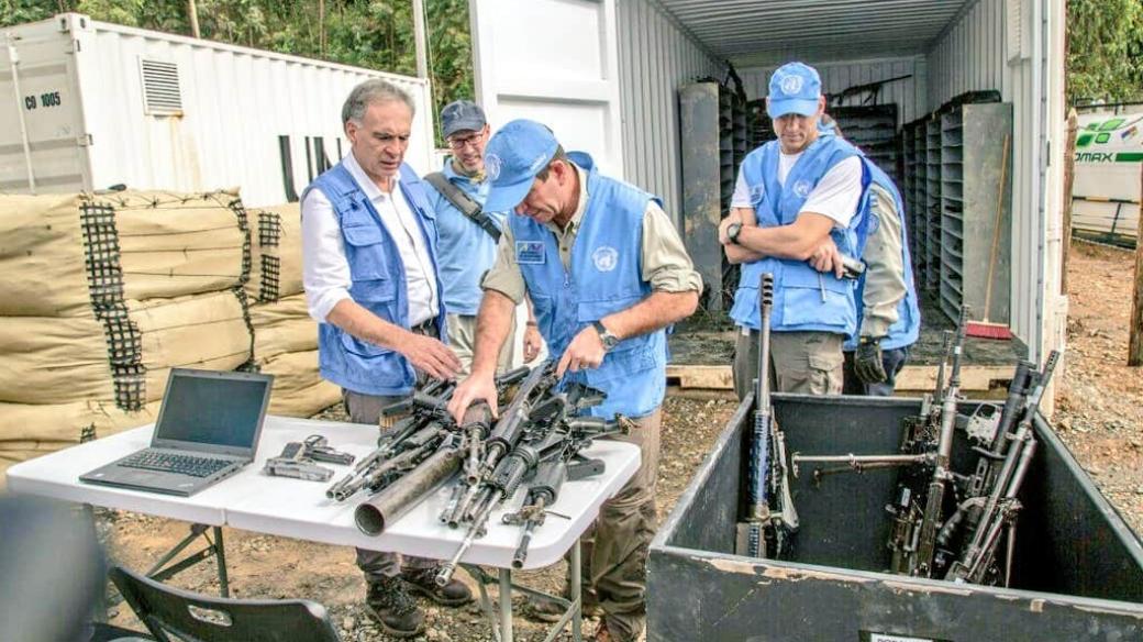 ONU armas