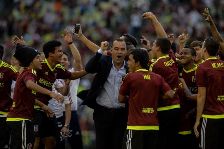 Jugadores de Venezuela Sub-20