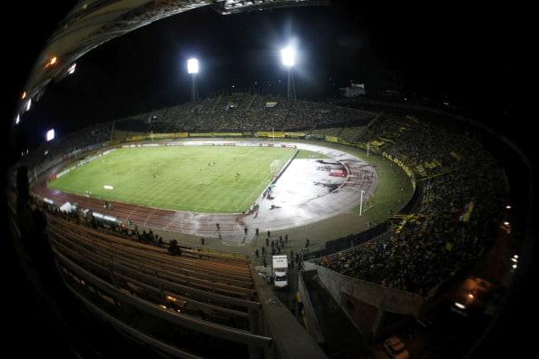 Tachira vs Colo Colo