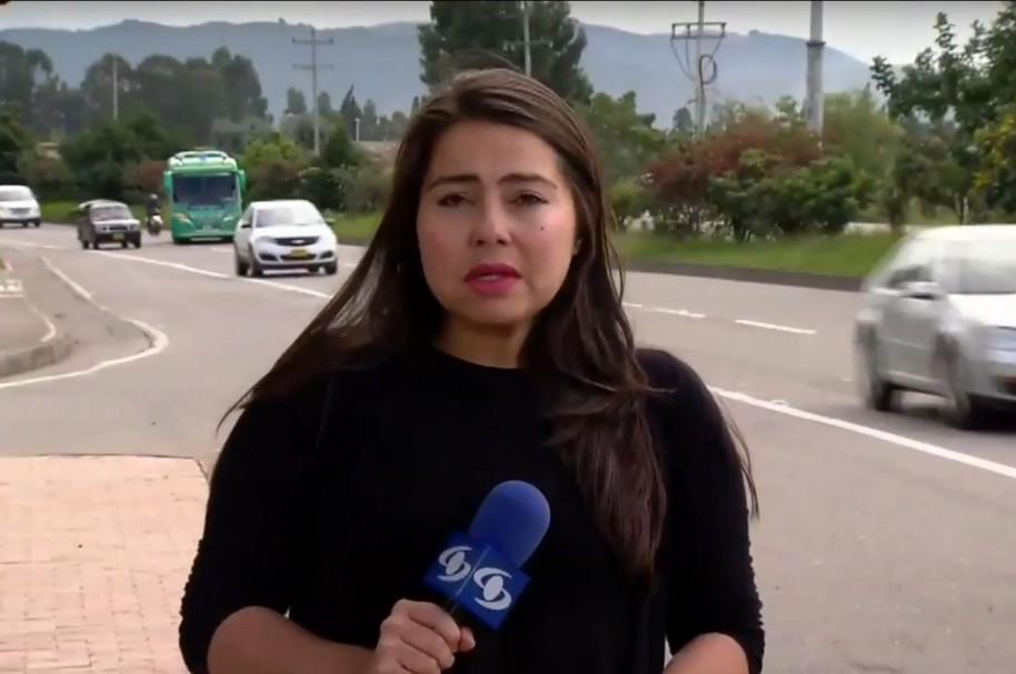 Angie Camacho, Noticias Caracol
