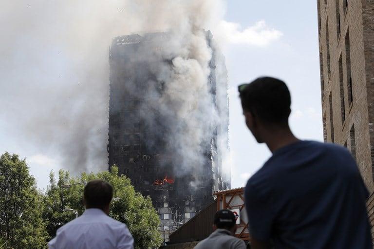 Incendio de Londres