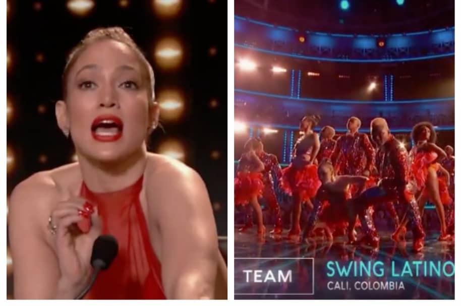 Jennifer Lopez da su opinión sobre la presentación de Swing Latino en 'World of Dance'. Pulzo.com