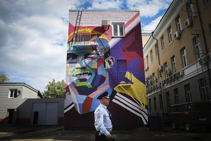 Mural Cristiano