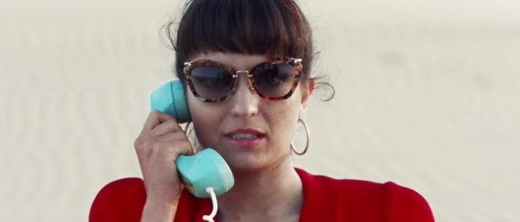 Escena de 'Duele', nuevo video de Bomba Estéreo. Pulzo.com