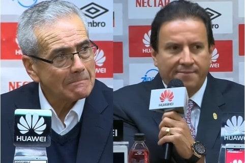 Gregorio Pérez y César Pastrana