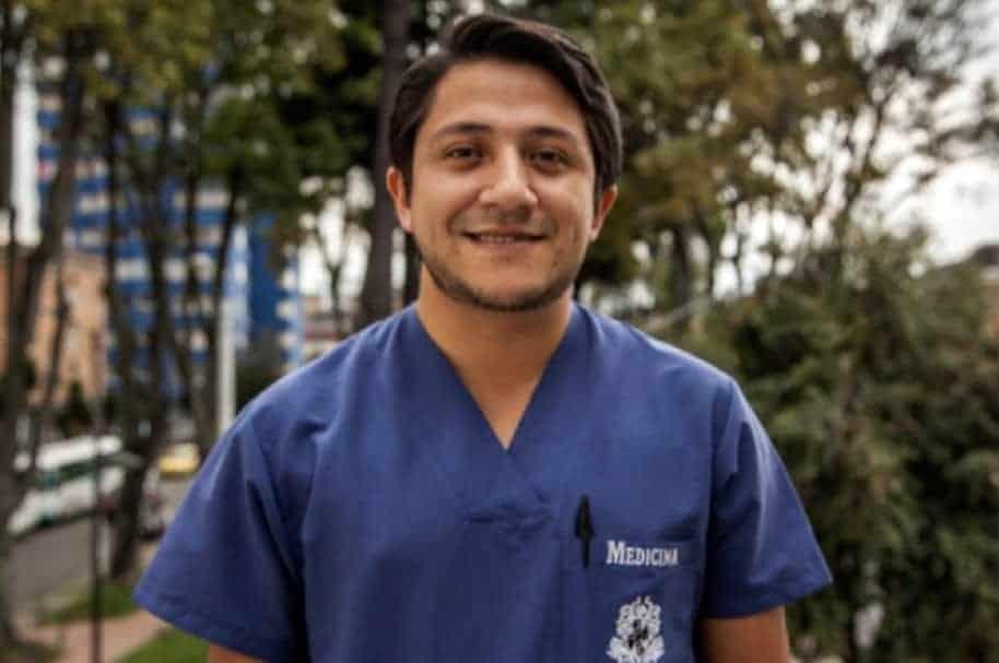 Médico Fabián Herrera
