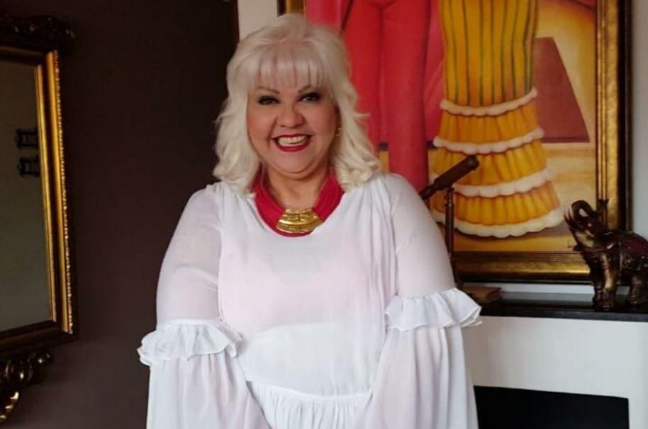 Fabiola Posada, humorista de 'Sábados Felices' más conocida como 'La gorda Fabiola'.