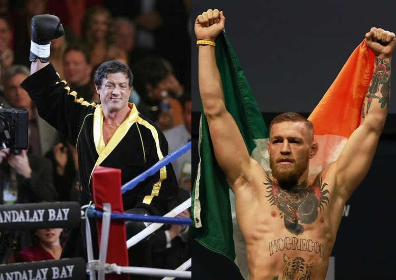 Rocky y McGregor