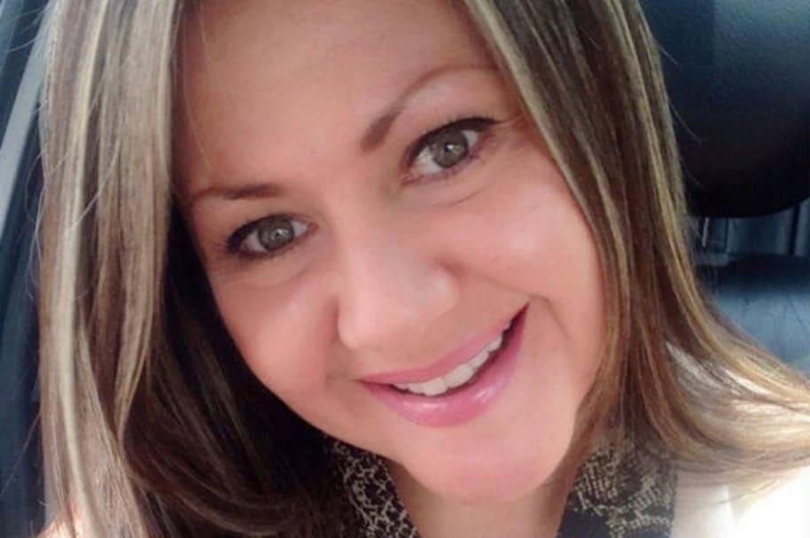 Pilar Molano, víctima de atentado en Andino.