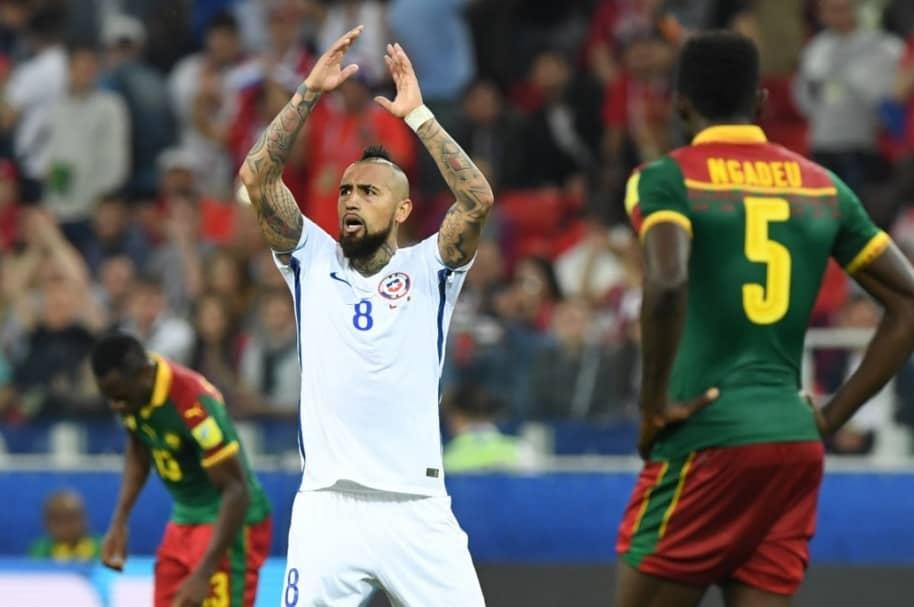 Chile vs. Camerún