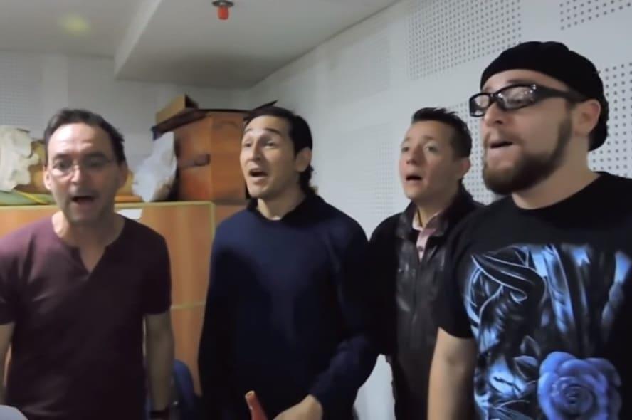Camerata Vocal de Medellín.