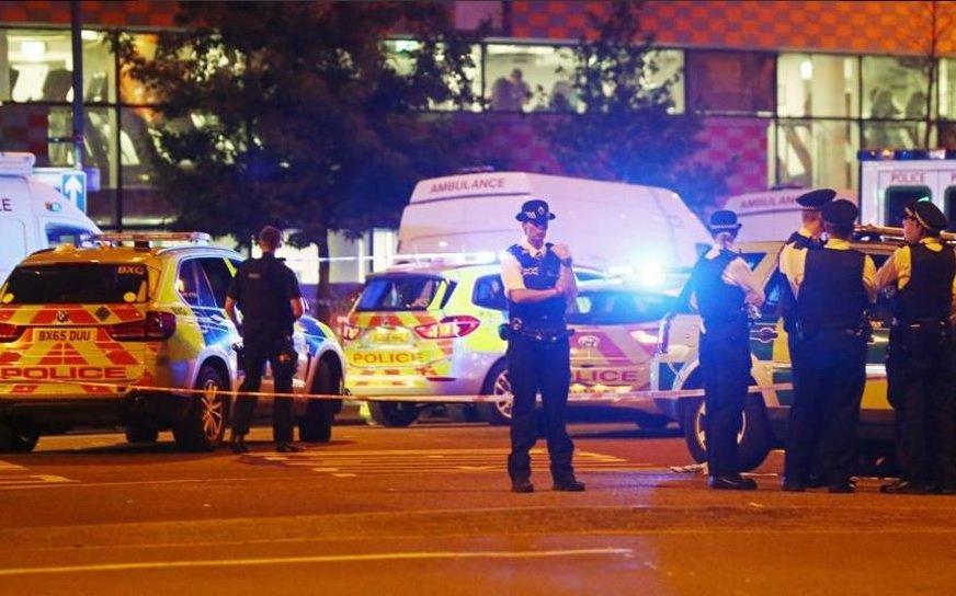 Atropellados en Londres