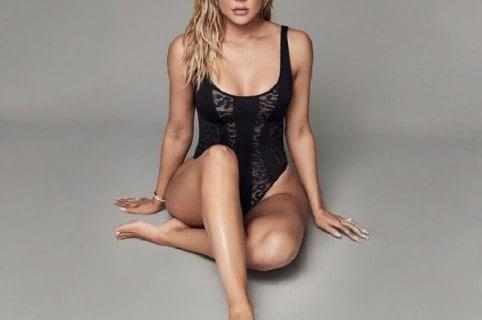 Khloé Kardashian línea de bodies