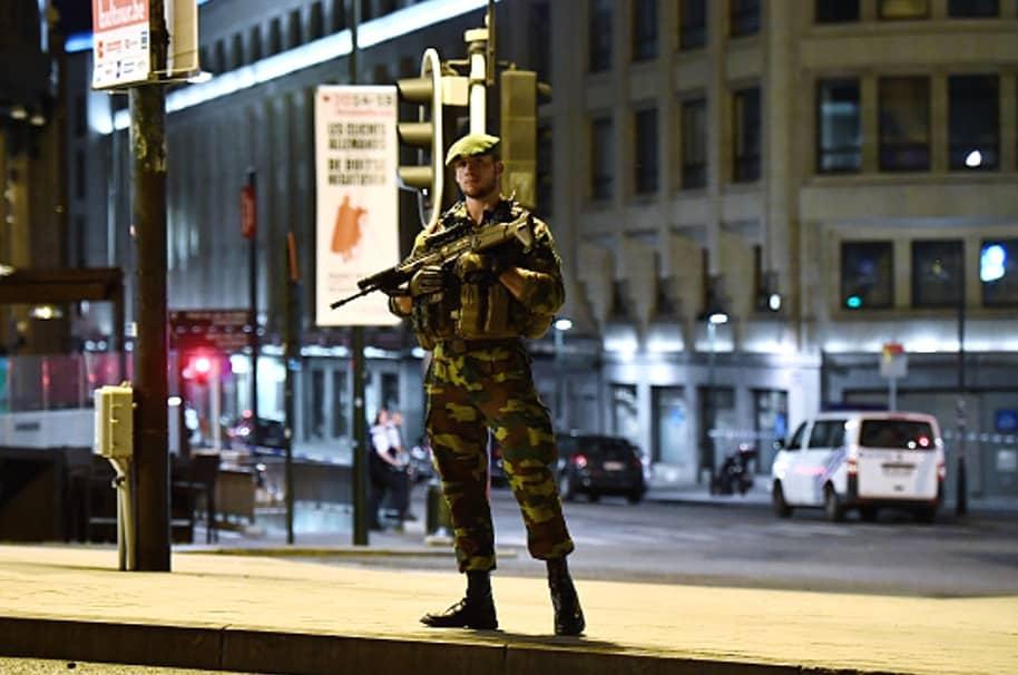 Soldado belga