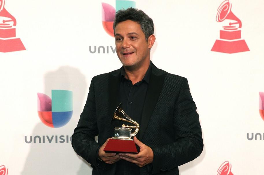 Alejandro Sanz, cantante.