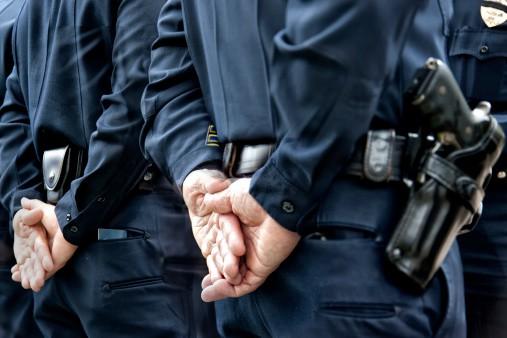 Policías de EE. UU.