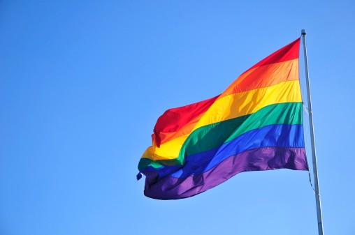 Bandera del movimiento LGBTI