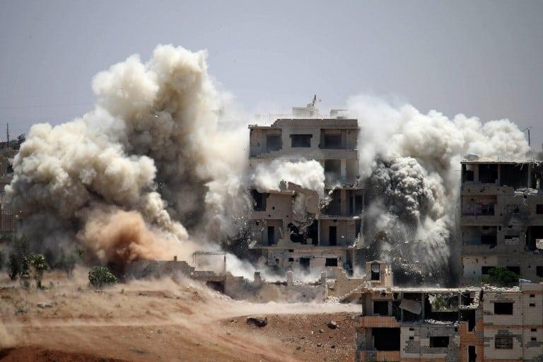Conflicto en Siria. Pulzo.com