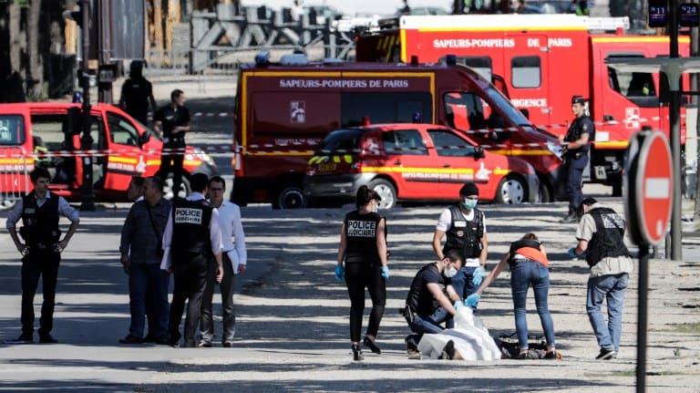 Atentado frustrado en París, Francia. Pulzo.com