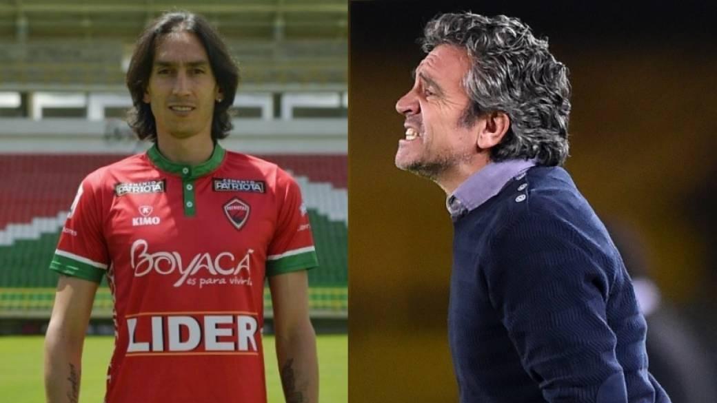 Rafael Robayo y Juan Manuel Lillo