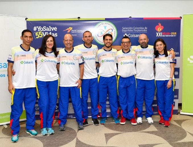 Selección Colombia de transplantados