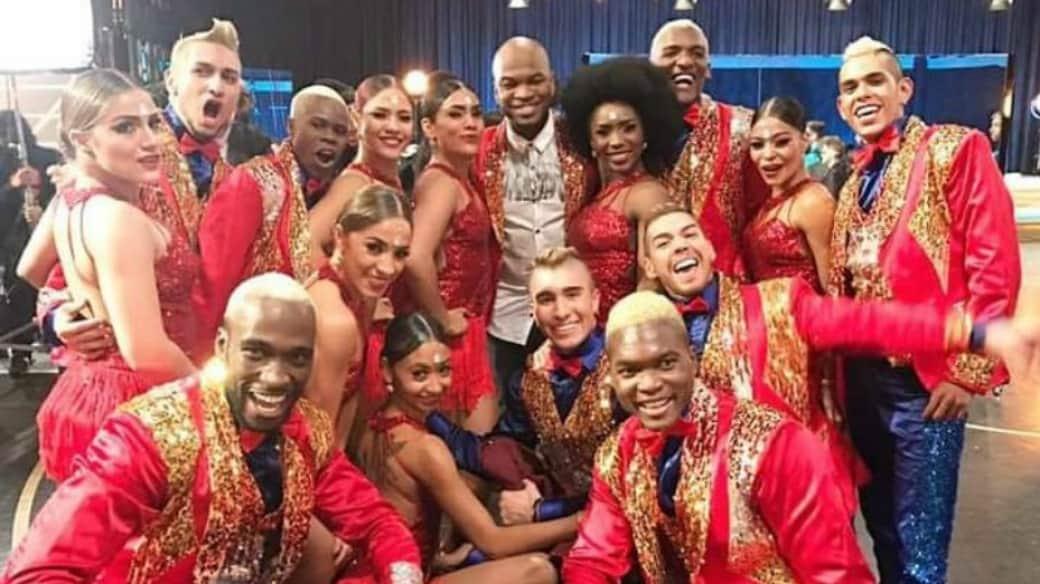Swing Latino, grupo de salsa colombiano.