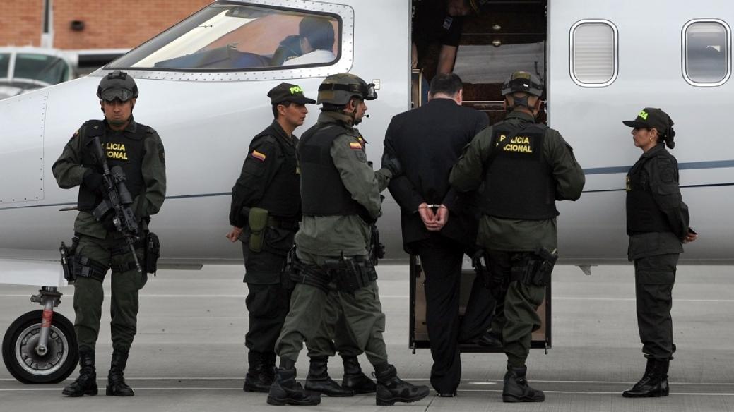 Policías antinarcóticos