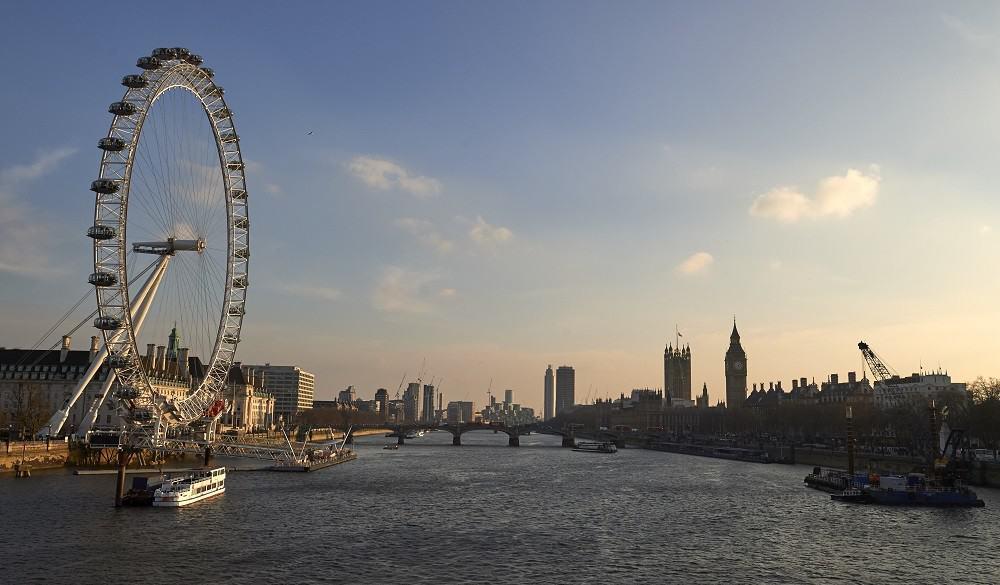 Noria London Eye.