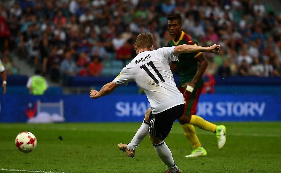 Alemania vs. Camerún