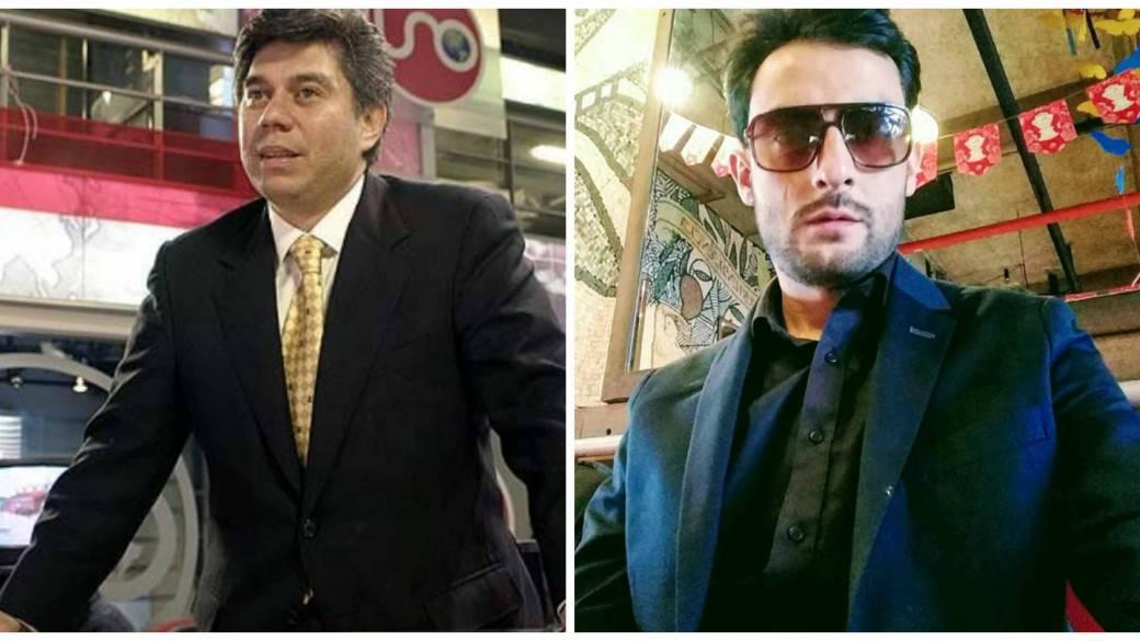 Pelea entre periodistas Daniel Coronell y Gustavo Rugeles