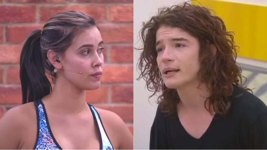 Manuela Gómez y Óscar Naranjo, exprotagonistas de novela.
