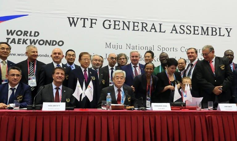 Federación de Taekwondo cambia de sigla